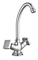 Sink Mixer Table Mounted with Swivel Spout