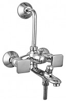 Wall Mixer Three in One